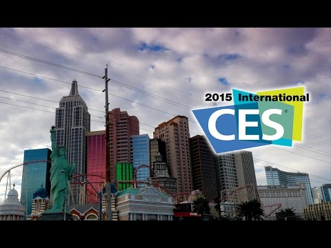 Unveiled Gadgets Hands-on at CES 2015