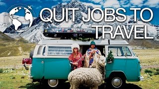 Couple Quit their Jobs to Travel from Alaska To Patagonia full download video download mp3 download music download
