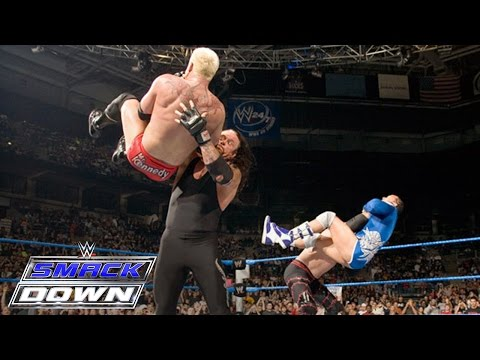 FULL-LENGTH MATCH – SmackDown – The Undertaker & Kane vs. Mr. Kennedy & MVP