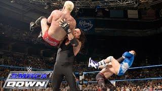 Video The Undertaker & Kane vs. Mr. Kennedy & MVP: SmackDown, November 3, 2006 MP3, 3GP, MP4, WEBM, AVI, FLV Juli 2019