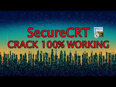 SecureCRT Crack | Full Installation | 100% Working with Crack Files | Free Download