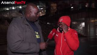 Arsenal 1 Watford 2  The Rain Affected Us says TY SUBSCRIBE HERE: https://goo.gl/Zq9NcA For Business Enquiries:...