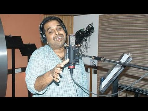 'Candle March' Movie Song Recording With Shankar Mahadevan