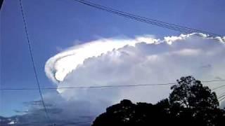Bidor Malaysia  city images : Weird Cloud @ Bidor, Perak Malaysia, 26 Jan 2009 during solar eclipse
