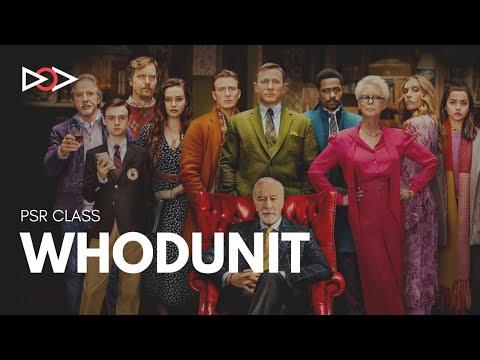 SUBGENRE WHODUNIT | #PSRCLASS Season 1 Episode 4