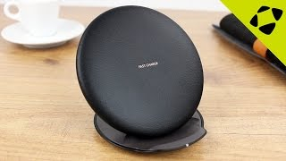Official Samsung Convertible Fast Wireless Charging Stand & Pad Review