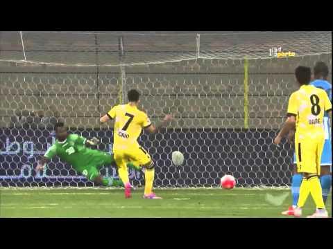 Al Wasl 5 x Dibba 1 AG League 28 04 2016 Goals