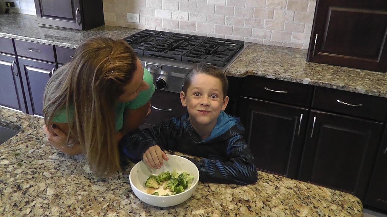 Best Broccoli Ever | Kid Approved!