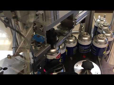 AeroSAM Lubricant Actuator Buttoner