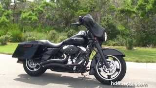 8. Used 2009 Harley Davidson Street Glide Motorcycles for sale *