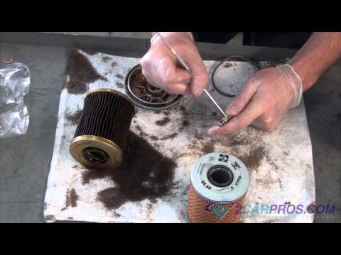 Oil Change & Filter Replacement 1988-1996 BMW 525i