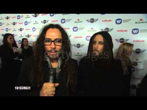 Warner Music Group - http://www.facebook.com/kornzone INTERVIEW - Korn on the event at Warner Music Group GRAMMY Celebration Presented By Mini INTERVIEW - Korn on the event at Wa...