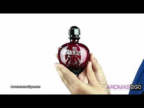 Black XS Perfume by Paco Rabanne