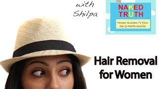 Should I Wax or Shave My Pubic Hair? - Tamil