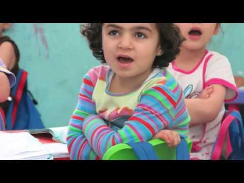 Ayuda de emergencia y educación para población siria refugiada en Líbano