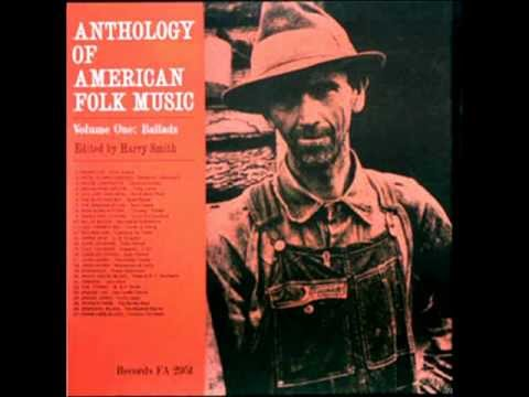 The Golden Glows present 'The Anthology Of American Folk Music'