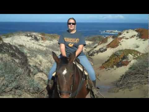 Horseback Riding Pebble Beach, California