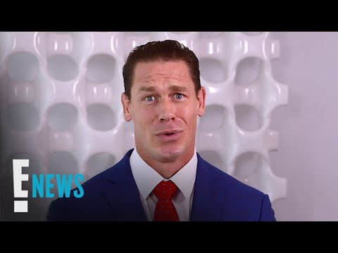 John Cena Answers Rapid Fire Questions   E! News