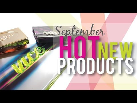 Hot New Beauty Products - September 2014 |  Makeup Geek