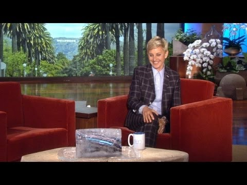 Ellen Has 'Frozen' Items!