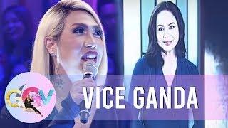 Video GGV: Vice Ganda gets nervous in 'Tanong Mo, Mukha Mo' with Tito Boy MP3, 3GP, MP4, WEBM, AVI, FLV Oktober 2018