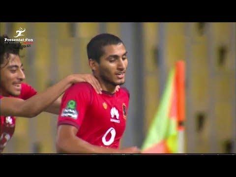 العرب اليوم - شاهد : أحمد حمدي يحرز الهدف الأول للأهلي في شباك المصري
