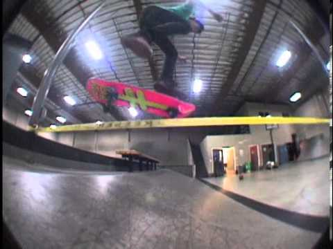 Random Skate Tricks with William Spencer
