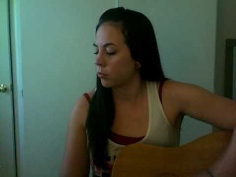 Kenny Chesney- Somewhere With You (Cover) Chauncie Jo