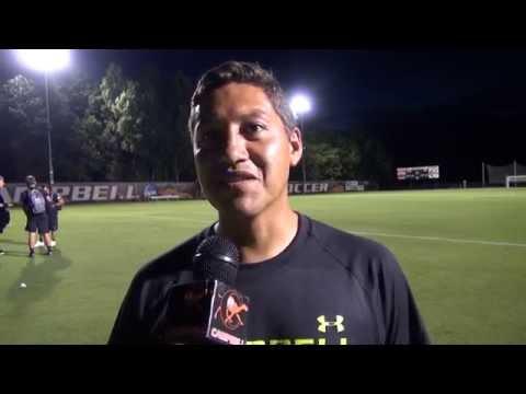 Men's Soccer vs. Loyola - 9/6/14