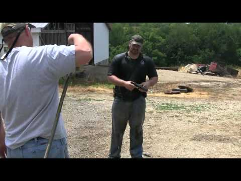Forest City Tactical Holster Test: The Cleanup