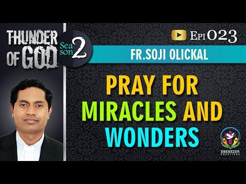 Thunder of God | Fr. Soji Olickal | Season 2 | Episode 23