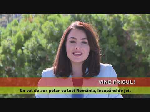 Un val de aer polar se abate peste România