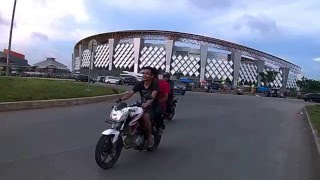 Video #5 Riding menuju Stadion Wibawa Mukti Part 2 Bersama Yamaha MT 25 MP3, 3GP, MP4, WEBM, AVI, FLV Oktober 2017