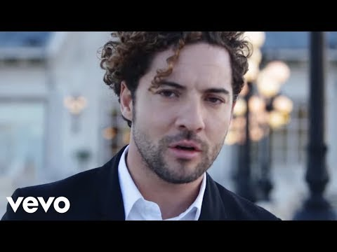 Se estrenó el video de David Bisbal y Eugenia Suárez