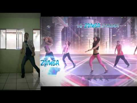 zumba fitness world party wii u spiel