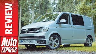 Volkswagen Transporter Kombi review - long term test with the AE film team by Auto Express