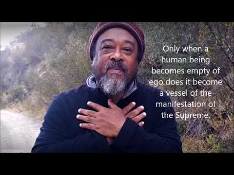 Mooji Quotes: Become Empty and Let the Divine Reveal Itself