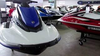 9. 2018 Yamaha WaveRunner EX