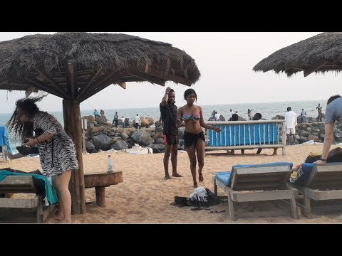What Goes On At The Togo Lome Beach Will Shock You!
