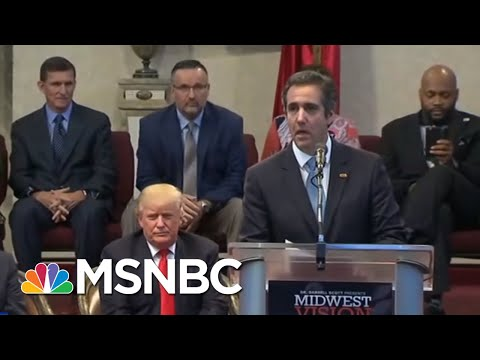'President Donald Trump May Throw Children Under Bus To Protect Himself' | AM Joy | MSNBC