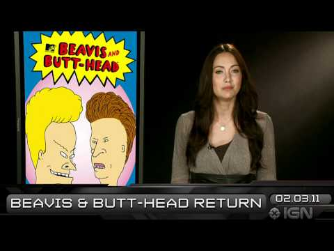 preview-Beavis and Butthead Return & A Demon\'s Souls Sequel Reveal - IGN Daily Fix, 2.3 (IGN)