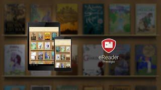 eReader Prestigio: Book Reader YouTube video