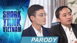 Shark Tank (Parody) - Những Startup Thú Vị Nhất  - SVM TV   Clip Hài Hước