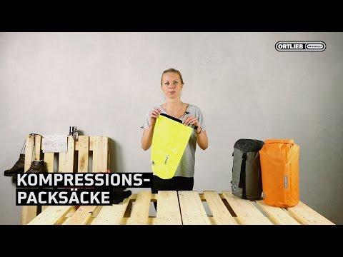 Wie funktioniert ein Kompressions-Packsack? | Compression Dry Bag