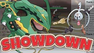 Pokemon Showdown Live: ANYTHING GOES! W/ POKEAIMMD by Thunder Blunder 777