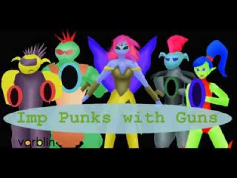 Video of Imp Punks with Guns