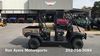 5. 2018 - Kawasaki - Mule 4010 Trans4x4 CAMO