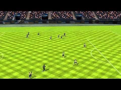 FIFA 14 Android – Atlético Madrid VS FC Barcelona
