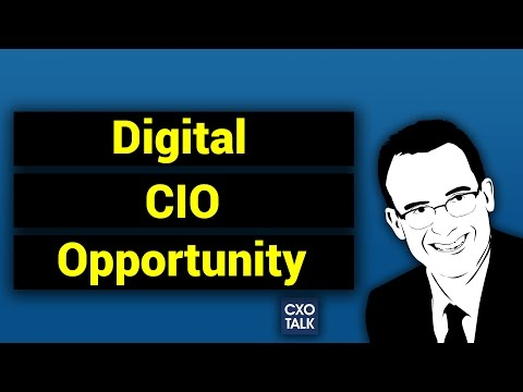 CIO Opportunity: Digital Business with Deloitte