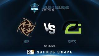 NiP vs OpTic, game 1